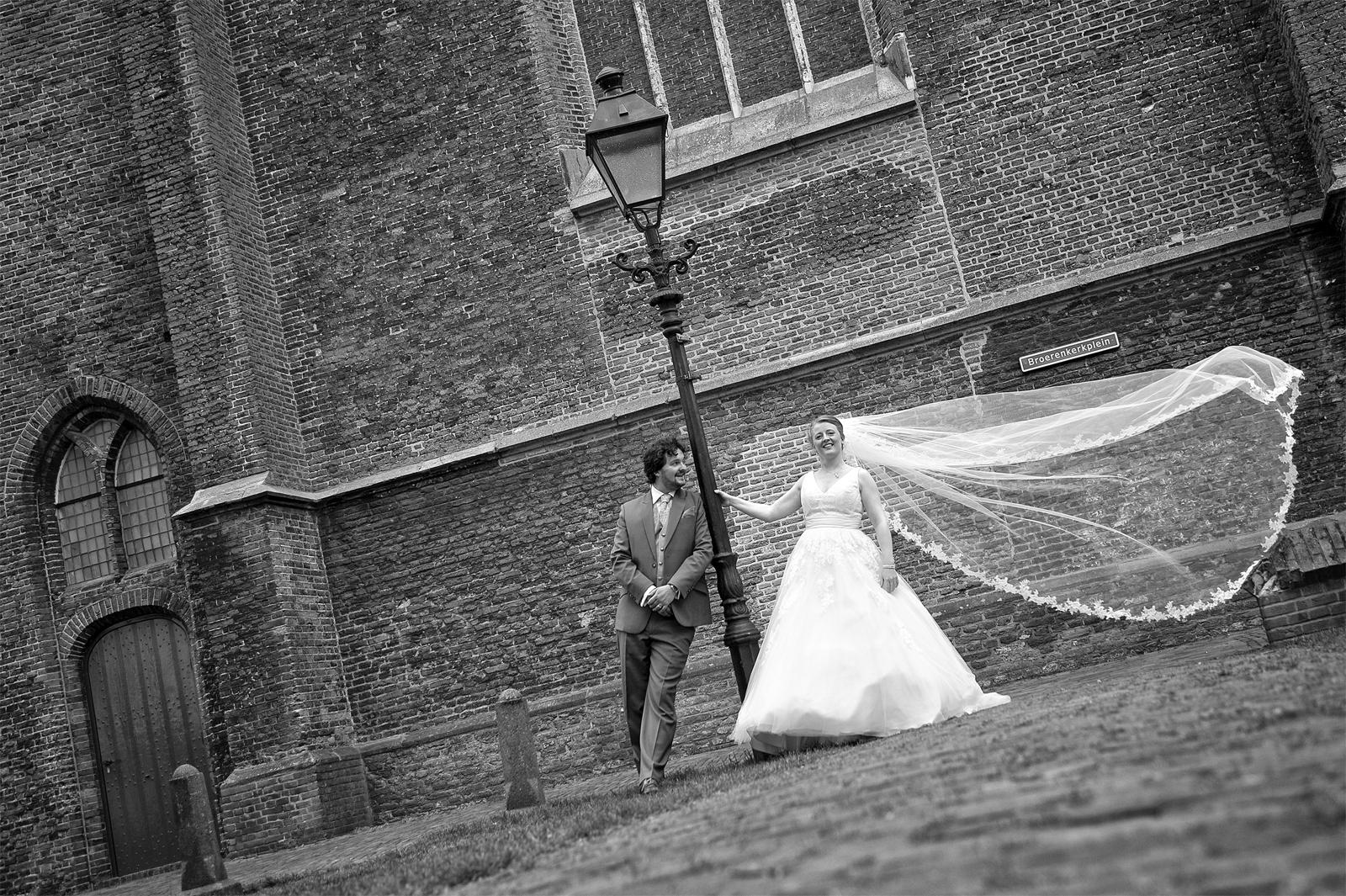 bruidsfotografie - Ina Vrinssen fotografie Zwolle