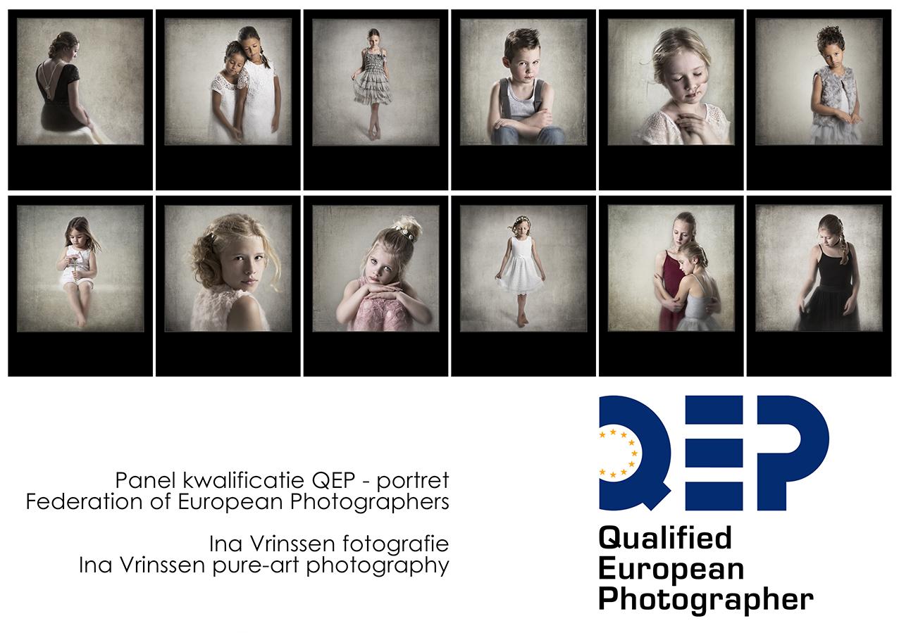 QEP Qualified European Photographer Ina Vrinssen