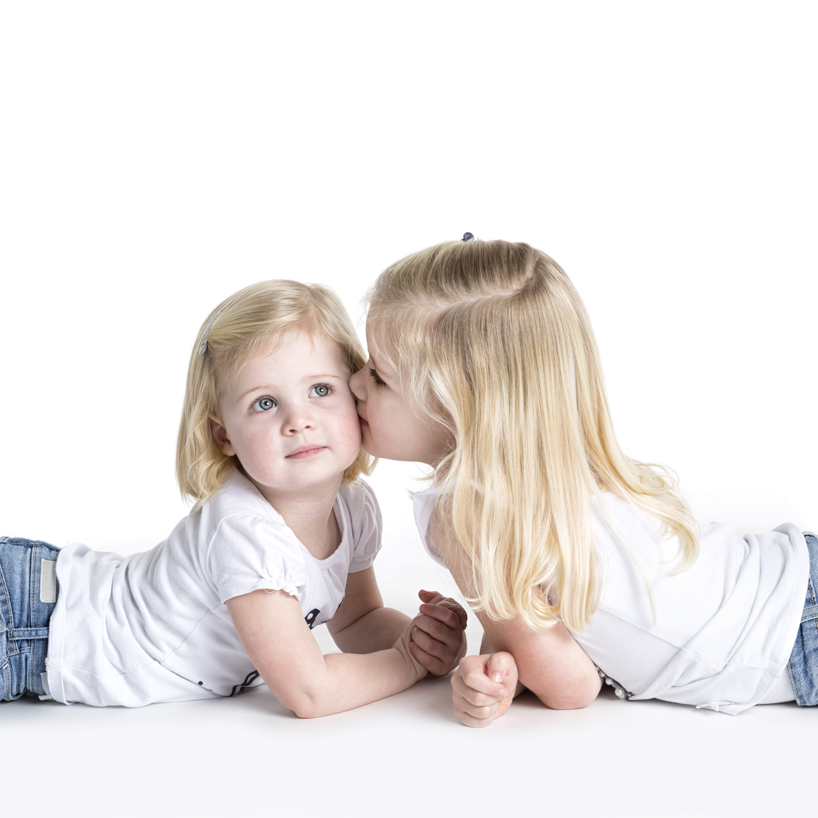 kinderportret zusjes