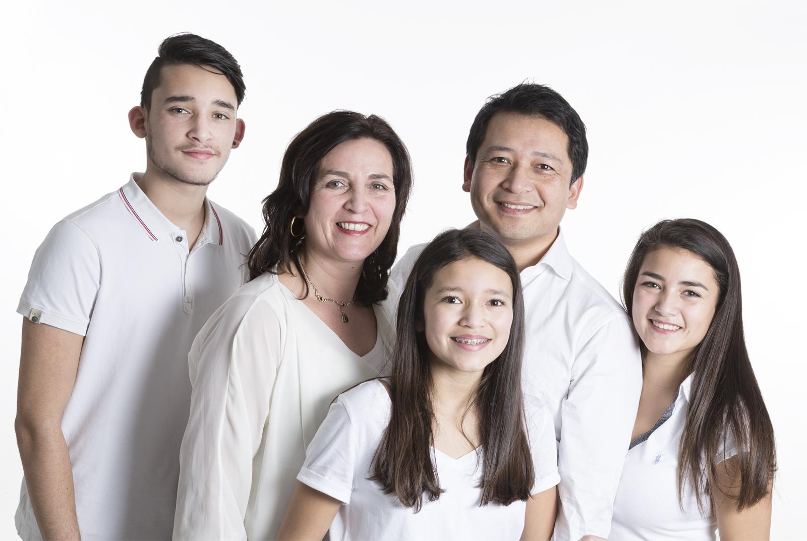 familieportret Ina Vrinssen